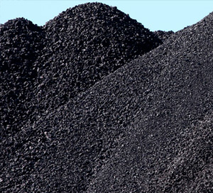 Petroleum total coke for graphite production